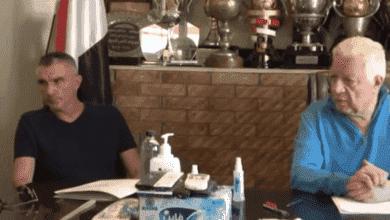 صورة بالفيديو | مرتضى منصور يعرض اجتماع فسخ عقد كارتيرون صوت وصورة من مكتبه!