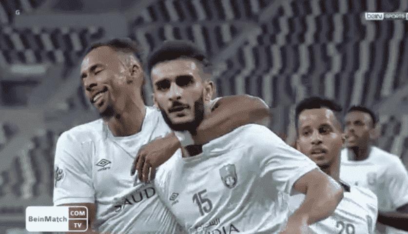 محمد مجحد لاعب اهلي جدة