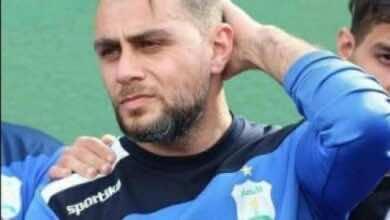 وفاة عطوي لاعب المنتخب اللبناني السابق
