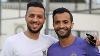 إيهاب المباركي وطه ياسين الخنيسي