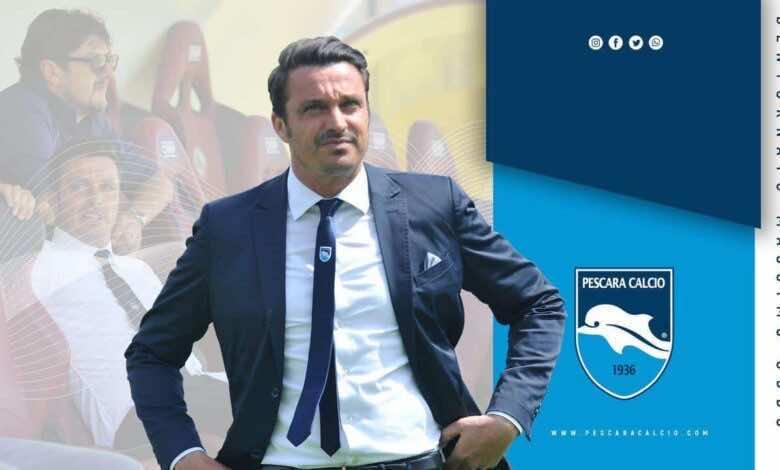 ماسيمو أودو يتولى تدريب بيسكارا الايطالي في الميركاتو الصيفي 2020
