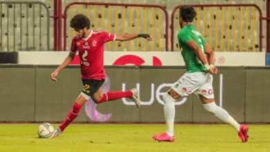 صورة فيديو ملخص مباراة الاهلي والاتحاد السكندري في الدوري المصري
