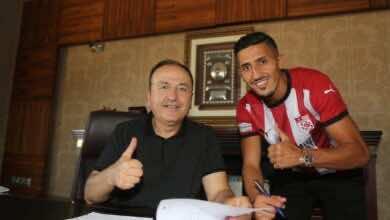 صورة رسميًا | المغربي فيصل فجر إلى الدوري التركي قبل ساعات من خسارة خيتافي 6-0 من ريال مدريد