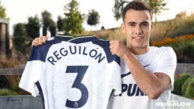 صورة رسمياً | سيرخيو ريجيلون ينتقل الى توتنهام قادماً من ريال مدريد