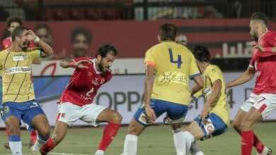 صورة فيديو أهداف الاهلي وطنطا فى الدوري المصري
