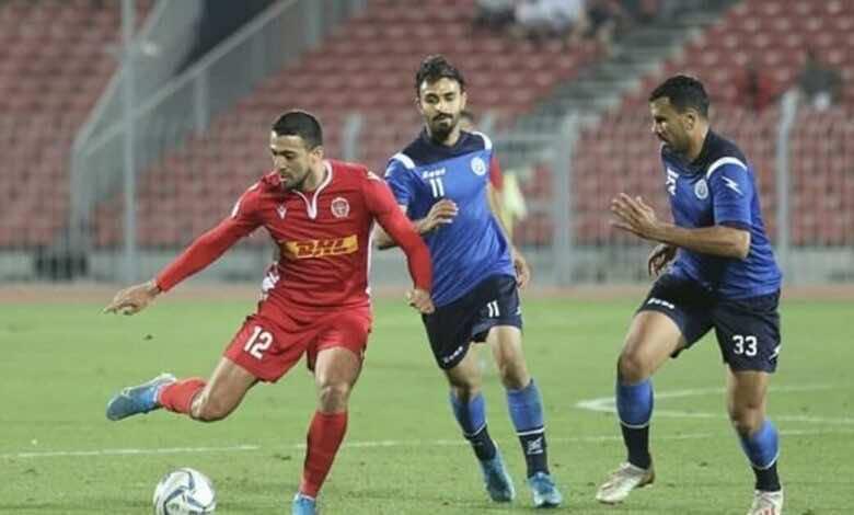 أهداف مباراة المحرق والبسيتين فى نهائي كأس البحرين (صور:Google)