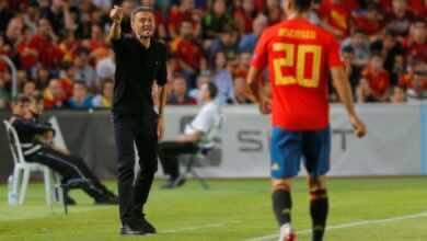 إنريكي يختار لاعبي المنتخب الإسباني لجدارتهم وليس بحسب السمعة