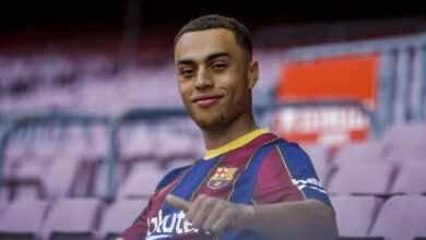 ديست : سأحاول تقديم نفس أداء ألفيش مع برشلونة