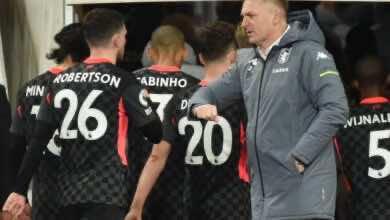 روبرتسون: ليفربول قادر على التعافي