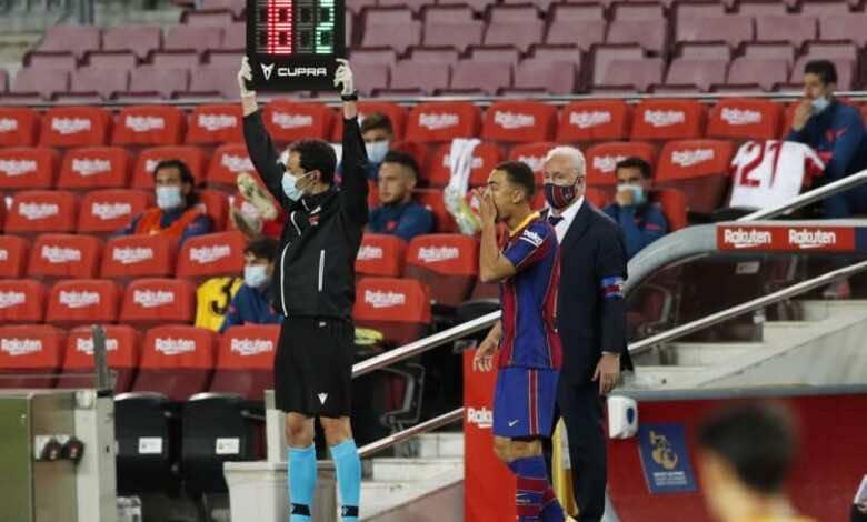برشلونة يجذب الأنظار في اليوم الأخير من سوق الانتقالات في إسبانيا