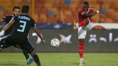 ديانج: أحلم بالتتويج بلقب دوري أبطال أفريقيا