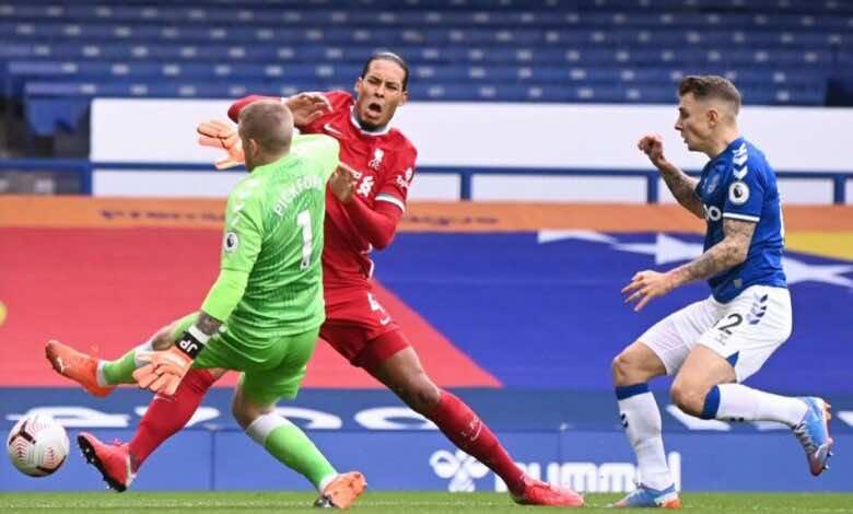 ليفربول لم يحدد أي موعد لعودة مدافعه إلى الملاعب.. - صور Afp