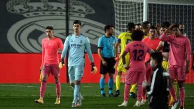 """برشلونة بروح جديدة وريال مدريد لحماية زخم الـ""""كلاسيكو"""""""