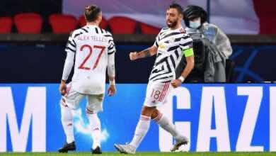 مانشستر يونايتد يؤكد إصابة لاعبه بفيروس كورونا