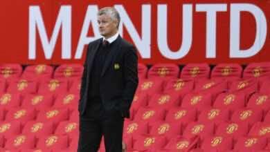مانشستر يونايتد يعلن خسائر بنحو 30 مليون دولار لموسم 2019-2020