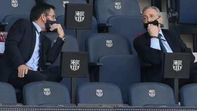 بارتوميو يفكر في الاستقالة من منصب رئاسة برشلونة