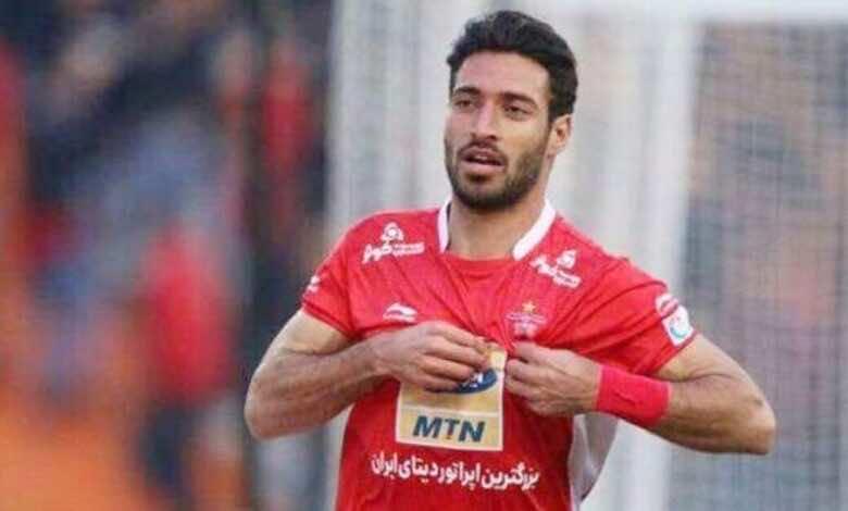 الريان القطري يتعاقد مع شجاع خليل زاده لاعب بيرسبوليس لموسمين رسميًا