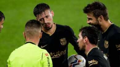 أخبار برشلونة   خبير راديو ماركا الإسبانية ينهي الجدل القائم حول طرد لينجليه