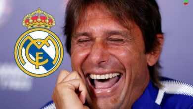 كونتي: هناك إيحاءات عن ريال مدريد في دوري أبطال أوروبا تدفعني للضحك!