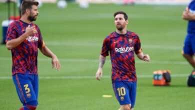 أخبار برشلونة   بيكيه ينتقد الإدارة ويؤيد تكريم ميسي بإطلاق اسمه على المشروع الجديد!