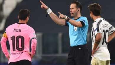 تبرير وانتقاد من عائلة أنييلي بعد هزيمة يوفنتوس امام برشلونة!