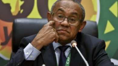 """عاجل  إصابة رئيس الكاف """"أحمد أحمد"""" بفيروس كورونا"""