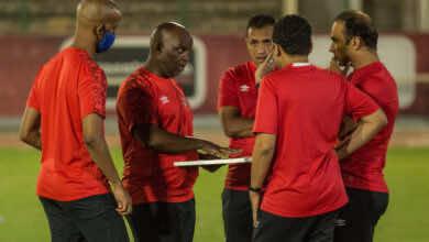 موسيماني يبحث عن مدرب جديد للعمل معه في الأهلي بعد اعتذار موكوينا