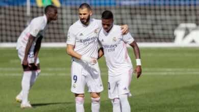 أخبار ريال مدريد | زيدان يخرج عن صمته ويتحدث عن واقعة فينيسيوس جونيور وبنزيمة