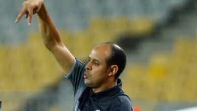 """تشكيلة المقاولون العرب الأساسية أمام الاهلي في الدوري المصري.. """"ثنائي يقود الهجوم"""""""
