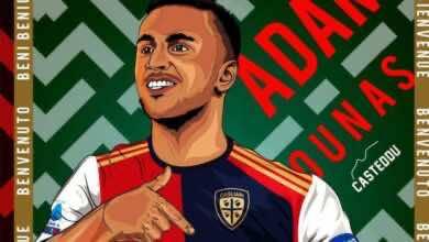 """سوق الانتقالات   الجزائري آدم وناس يعود إلى الدوري الإيطالي ويدير ظهره لـ""""نابولي""""!"""