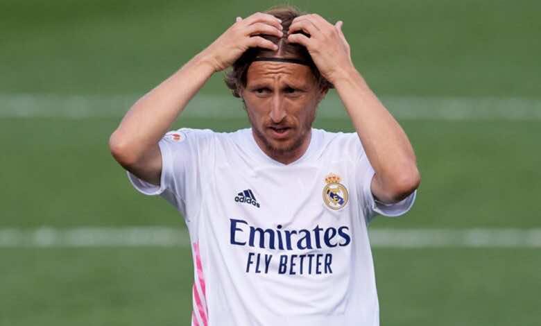 أخبار ريال مدريد | لوكا مودريتش يطمح إلى الاعتزال بقميص النادي الملكي