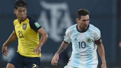 ميسي يعلق على فوز الأرجنتين الباهت أمام الإكوادور في بداية تصفيات كأس العالم 2022