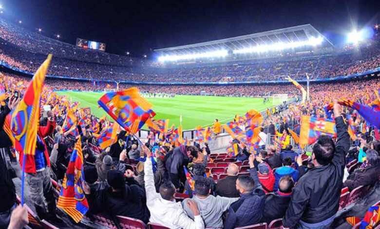 برشلونة يطمح إلى تجديد ملعب الكامب نو لتعويض الخسائر المالية الناجمة عن كورونا!