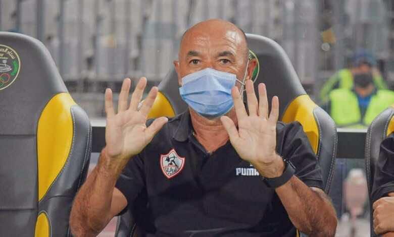 """تشكيلة الزمالك الأساسية لمواجهة طلائع الجيش في نصف نهائي كأس مصر.. """"ظهور روقا.. وعودة جنش وأوناجم"""""""