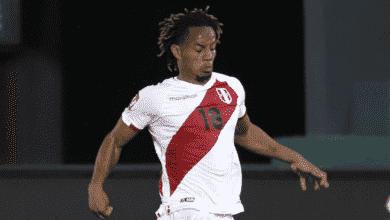 نجم الهلال أندريه كاريلو يتألق في افتتاح تصفيات كأس العالم 2022 مع منتخب بيرو بتسجيل ثنائية أمام باراجواي
