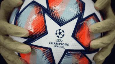 كرة دوري أبطال أوروبا موسم 2021/2020