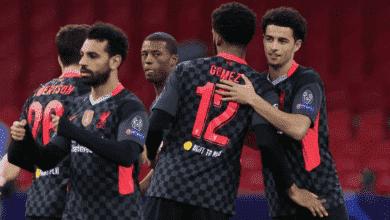 ليفربول يهزم أياكس في هولندا بافتتاح مباريات دور مجموعات دوري ابطال اوروبا 2021