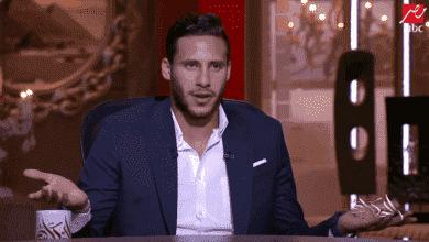 لقاء رمضان صبحي مع عمرو أديب في برنامج الحكاية