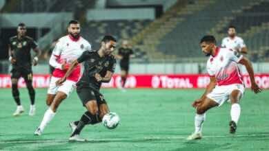 حسين الشحات - صور مباراة الاهلي والوداد في دوري ابطال افريقيا