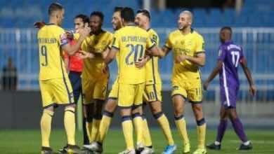 النصر السعودي يخسر الاستئناف وبرسيبوليس الإيراني في نهائي دوري أبطال آسيا