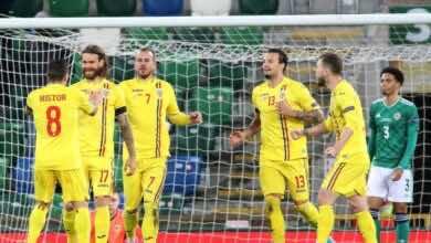 اعلان فوز رومانيا على النروج الموبوءة بكورونا 3-صفر