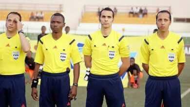 الجزائري مصطفي غربال حكمًا لنهائي دوري أبطال أفريقيا