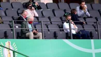 بيرهوف لا يتوقع أمتلاء المدرجات بالجماهير في كأس أمم أوروبا