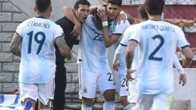 مدرب الأرجنتين يعلن قائمته لمباراتي باراجواي وبيرو