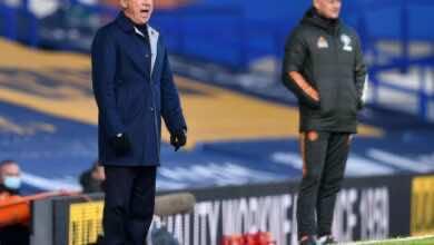 أنشيلوتي يعترف بخطأ فريقه في مباراة مانشستر يونايتد