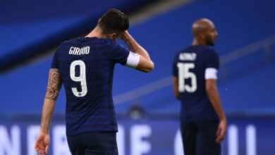 يتعين على جيرو تسوية وضعه في تشيلسي من أجل مستقبله مع منتخب فرنسا