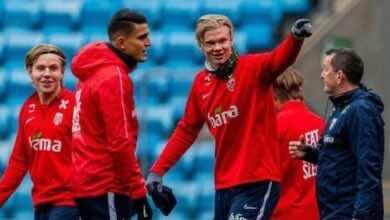 مسؤول صحي نرويجي يدعو لإيقاف المباريات الدولية في كرة القدم بسبب كورونا