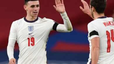 ساوثجيت متفائل بمستقبل المنتخب الإنجليزي بعد تألق اللاعبين الشباب