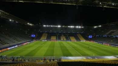 ليفربول يواجه ميتييلاند الدنماركي على ملعب بوروسيا دورتموند..