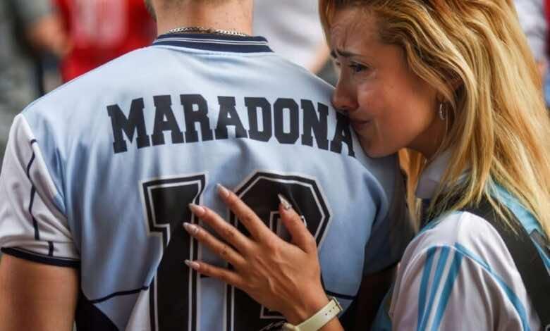 نابولي ومارادونا، قصة عشق وشغف